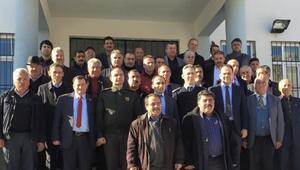 Ulukışla'da Yılın Son Muhtarlar Toplantısı Yapıldı