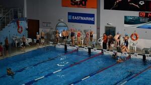 Bodrumlu Yüzücüler İsimlerini Finallere Yazdırdılar