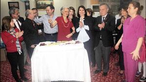 Ebed Edirne Huzurevi'nde Yılbaşı Etkinliğinde