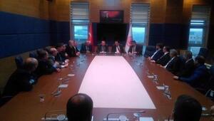 Başkan Karakullukçu Ankara'da Ziyaretlerde Bulundu