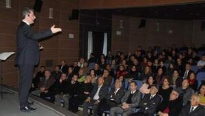 Gurbet Altay Çaycuma'da Mutluluğun Sırrı Doğru İletişimi Anlattı