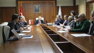 Nevşehir'de Yılın İlk Kaphib Toplantısı Yapıldı