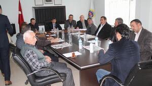 Gemerek Belediyesi Ocak Ayı Meclis Toplantısı Yapıldı