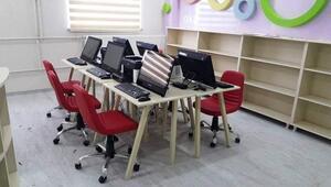 Niğde'de Okullara Z- Kütüphane Yapılıyor
