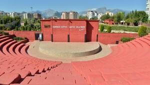 23 Nisan Parkı'na 3 Bin Kişilik Anfi Tiyatro