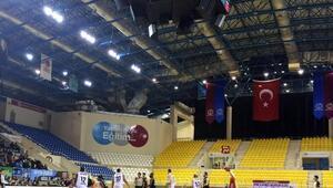 Büyükşehir Basket Takımı Perdeyi Galibiyetle Kapattı