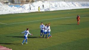 Bayanlar Futbol Takımı Berabere Kaldı