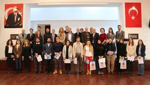 Proje Yarışmasında Ödüller Sahipleri İle Buluştu