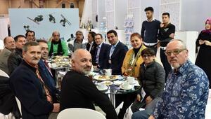 Hababam Sınıfı, Erzurum Standına Konuk Oldu