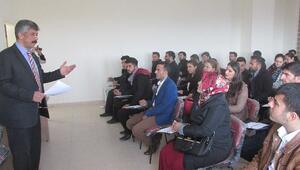 Ceyhan'da Kosgep Girişimcilik Kursuna Yoğun İlgi