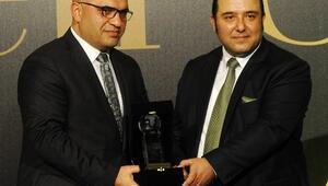 Büyükşehir'e En İyi Akıllı Kent Teknolojisi Ödülü