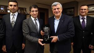 """Başkan Karaosmanoğlu, """"Kentin Her Noktası Kontrolümüz Altında''"""