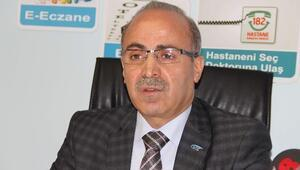 SGK İl Müdürü Nuri Akçay: