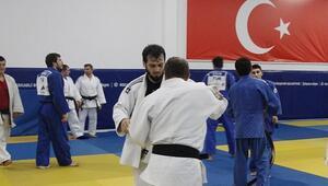 Sekasem Milli Judocuları Ağırlıyor