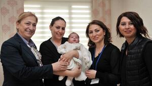 """Beylikdüzü Belediyesi'nden """"Yeni Doğan Bebek Seti"""""""