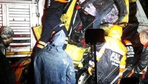 Niğde'de İki Ayrı Kazada 3 Kişi Öldü, 1 Kişi Yaralandı