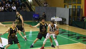 Büyükşehir Basket Takımı Gelişim Koleji'ni Mağlup Etti
