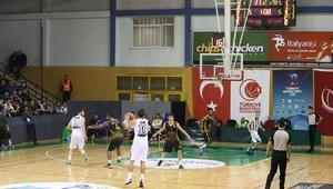 Sakarya Basketbol Takımı Balıkesir Deplasmanında