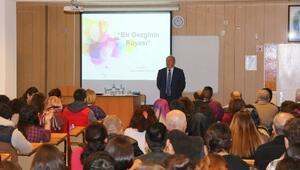 Nevşehir'de 'Bir Gezginin Rüyası' Konulu Konferans Düzenlendi