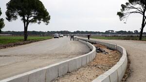 Büyükşehir Belediyesi EXPO'yu Yeni Bir Yolla Kundu'ya Bağlıyor