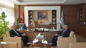 Vali Yardımcısı Kurtoğlu'ndan DSİ'ye Ziyaret