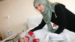 Suriyeli 2 çocuk Adanada tedavi altında