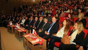 Türkiyenin Kadın Gücü Samsun Buluşması paneli