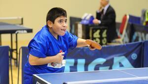 Özel Sporcular Masa Tenisi 1 ve 2. Bölge Şampiyonası