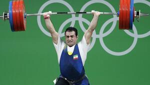 Halter 94 kiloda altın Sohrab Moradiye gitti