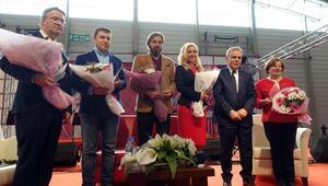 İzmirde Dünya Kadınlar Günü etkinliği