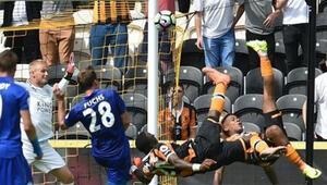 İngilterede Tsubasa golü
