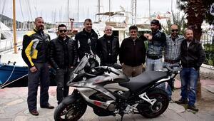 Türkiye Motosiklet Federasyonu Yönetim Kurulu Üyesi Şefkatlioğlu: