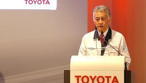 Toyota C-HRnin Türkiye lansmanı yapıldı