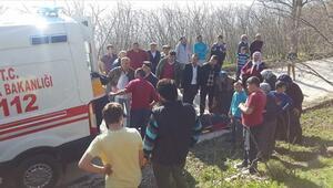 Ordu'da tarım aracı devrildi: 4 yaralı