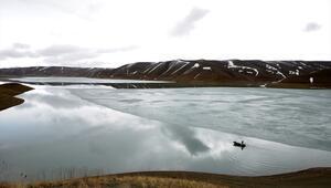 Vanlı balıkçılardan vira bismillah