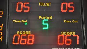 Basketbol: Garanti Tekerlekli Sandalye Basketbol 1. Ligi