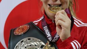 Avrupa şampiyonu milli güreşçi Yasemin Adar: