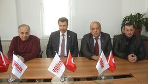 MHP Muğla milletvekili Erdoğanın TÜRSABı ziyareti
