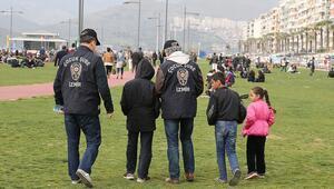 Dilencilik tuzağındaki Suriyeli çocuklar için özel ekip