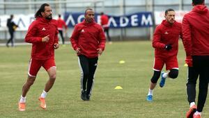 Medicana Sivassporda Trabzonspor mesaisi başladı