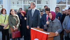 Pınarbaşıdan Bayırbucak Türkmenlerine yardım