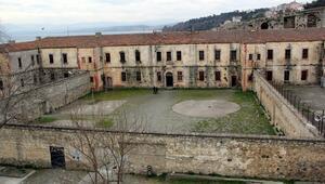 Tarihi Sinop Cezaevi projelendiriliyor