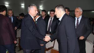 Çankırıda Yeni Anayasa ve Başkanlık Sistemi konferansı