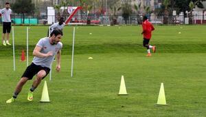 Samsunspor, Trabzonspor maçına hazırlanıyor