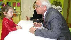 Yazar Karakuş miniklerle buluştu