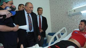 Türkeş: DEAŞ terör örgütü kimyasal silah kullanıyor