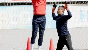 Trabzonsporun kalesinde Onur-Estaban rekabeti