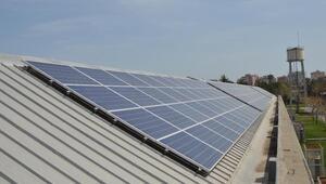 Diyarbakırdaki Güneş Enerji Santralinde 800 MW enerji üretildi