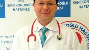 Doktor Almacıoğlu, hasta kabulüne başladı
