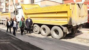 Avcılar Belediyesi asfalt sezonunu açtı